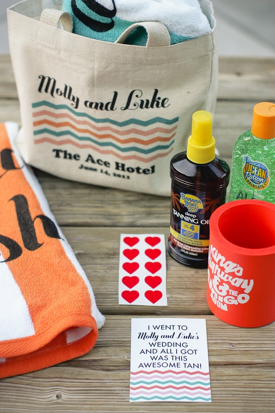 Guest Welcome Bag 1